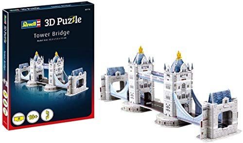 Revell 3d Puzzle Tower Bridge 0