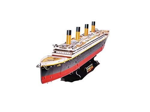Revell Rms Titanic 3d Puzzle Colore Multi Colour 00170 0 4