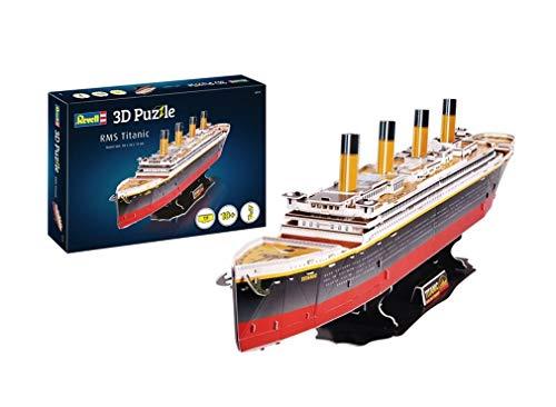 Revell Rms Titanic 3d Puzzle Colore Multi Colour 00170 0