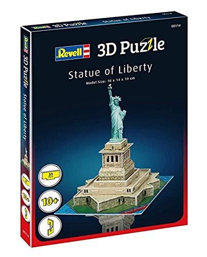 Revell Statua Della Liberta 3d Puzzle Colore Multi Colour 00114 0 2