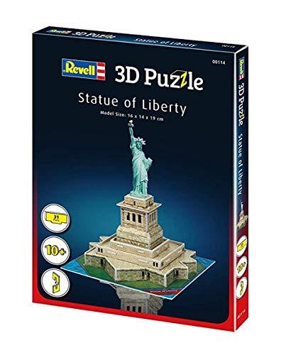 Revell Statua Della Liberta 3d Puzzle Colore Multi Colour 00114 0 3