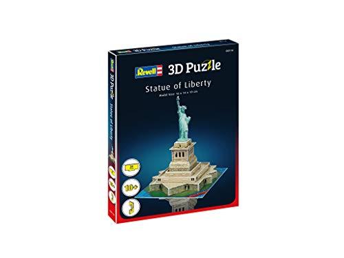 Revell Statua Della Liberta 3d Puzzle Colore Multi Colour 00114 0 4