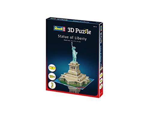 Revell Statua Della Liberta 3d Puzzle Colore Multi Colour 00114 0 5