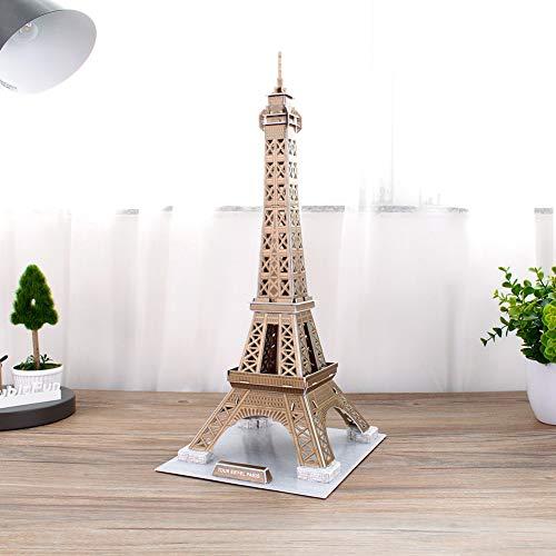 Revell Torre Eiffel 3d Puzzle Colore Multi Colour 00200 0 2