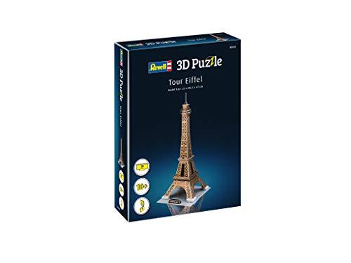 Revell Torre Eiffel 3d Puzzle Colore Multi Colour 00200 0 4