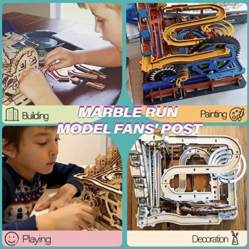Robotime Puzzle In Legno Tagliato Al Laser Kit Modello Set Costruzione 3d Puzzle Gioca Cog Coaster 0 3
