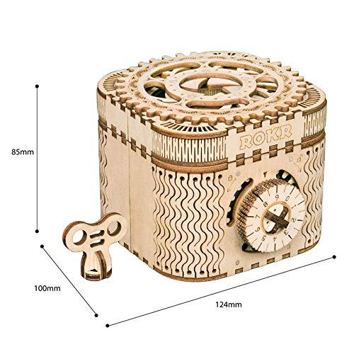 Robotime Treasure Box Modello 0 1