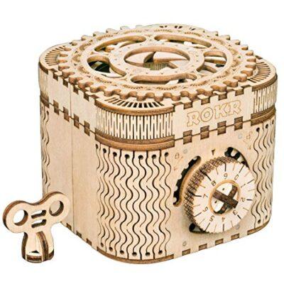Robotime Treasure Box Modello 0