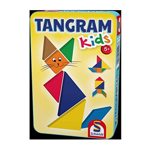 Schmidt Gioco Tangram Kids 51406 0 0