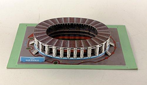 Villamainaeditoria Puzzle 3d Stadio San Paolo Di Napoli 127 Pezzi 0 1