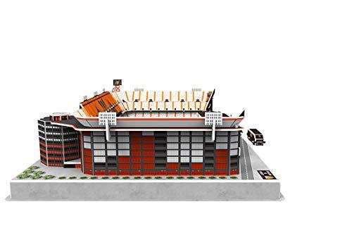 Valencia Cf Puzzle 3d Con Luce Stadio Mestalla Valencia Cf 13682 0 0