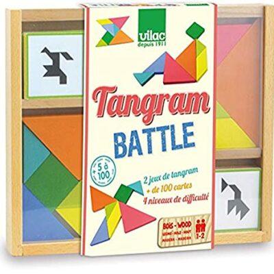 Vilac 6061 Tangram Gioco Da Tavolo Legno 0
