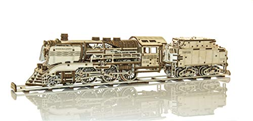 Wooden City Wooden Express Tender Puzzle Meccanico Wr323 0
