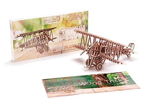 Wood Trick Puzzle 13 A 0 4