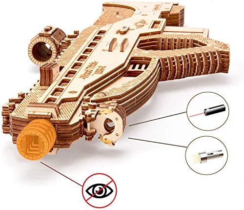 Wood Trick Puzzle 3d Di Legno Tagliato Al Laser Set Di Costruzione Meccanica Rompicapo Per Bambini Ragazzi E Adulti Assemblaggio Senza Colla Usg Usg 2 0 3