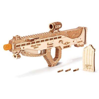 Wood Trick Puzzle 3d Di Legno Tagliato Al Laser Set Di Costruzione Meccanica Rompicapo Per Bambini Ragazzi E Adulti Assemblaggio Senza Colla Usg Usg 2 0