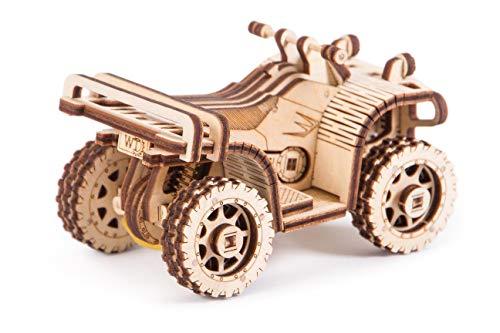 Wood Trick Puzzle Di Legno Puzzle 3d Atv 0 0