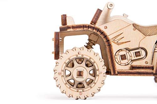 Wood Trick Puzzle Di Legno Puzzle 3d Atv 0 5