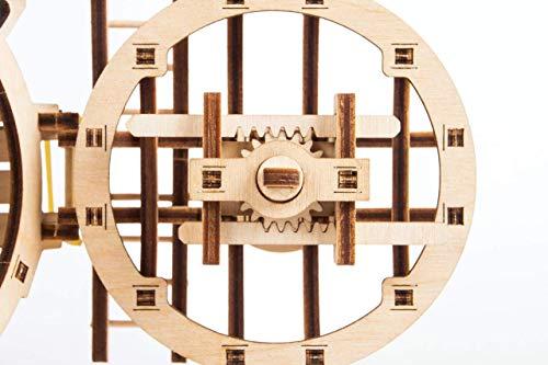 Wood Trick Puzzle Di Legno Puzzle 3d Rimorchio Del Carro Armato 200 Pezzi 0 3