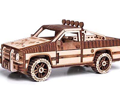 Wood Trick Puzzle I Legno Auto Pick Up Wt 1500 0