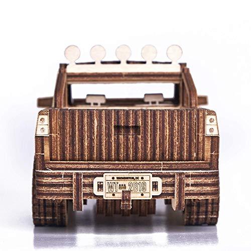 Wood Trick Puzzle I Legno Auto Pick Up Wt 1500 0 5