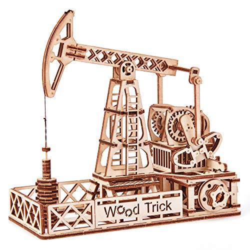 Wood Trick Puzzle In Legno 13 0