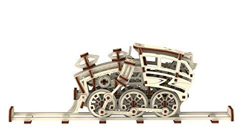 Wooden City Treon Dream Express Puzzle Meccanico 3d 0 0
