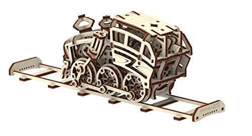 Wooden City Treon Dream Express Puzzle Meccanico 3d 0 1