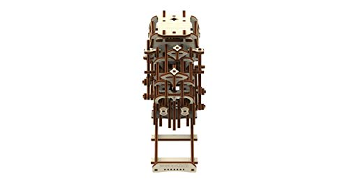 Wooden City Treon Dream Express Puzzle Meccanico 3d 0 3