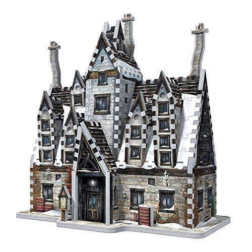 Wrebbit 3d Puzzle 3d Harry Potter Pre Au Lard Les Trois Balais 395 Pieces 0665541010125 0 0