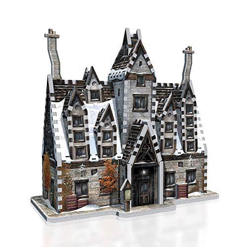 Wrebbit 3d Puzzle 3d Harry Potter Pre Au Lard Les Trois Balais 395 Pieces 0665541010125 0 1