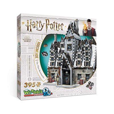 Wrebbit 3d Puzzle 3d Harry Potter Pre Au Lard Les Trois Balais 395 Pieces 0665541010125 0
