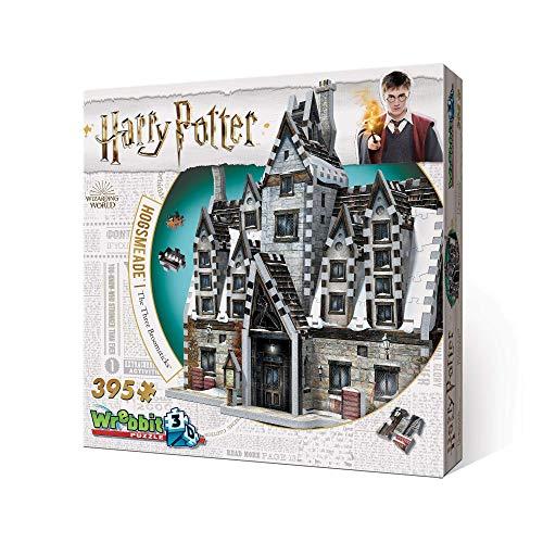 Wrebbit 3d Puzzle 3d Harry Potter Pre Au Lard Les Trois Balais 395 Pieces 0665541010125 0 5