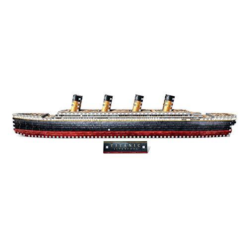 Wrebbit 3d Puzzle Gioco Da Tavolo Titanic 0 1