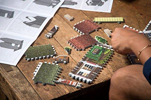 Wrebbit Puzzle Multicolore W3d 0503 0 1