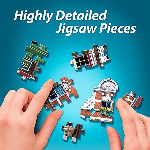 Wrebbit Puzzle Multicolore W3d 0503 0 5