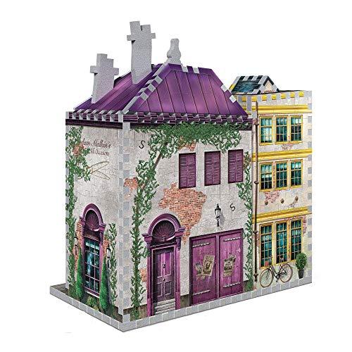 Wrebbit Puzzles Harrypotter 3d Puzzle Multicolore Standard W3d 0510 0 0