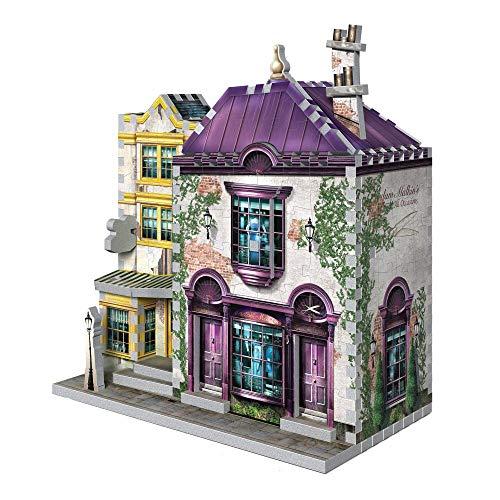 Wrebbit Puzzles Harrypotter 3d Puzzle Multicolore Standard W3d 0510 0 1