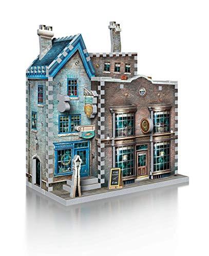 Wrebbit Puzzles Ollivanders Scribbulus Harrypotter 3d Puzzle Colore Vario Standard W3d 0508 0 0
