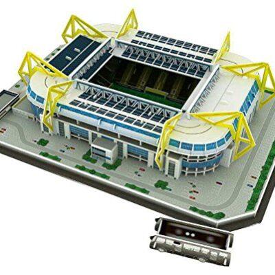 Zeye 3d Puzzle Replica Westfalenstadion Borussia Dortmund 0