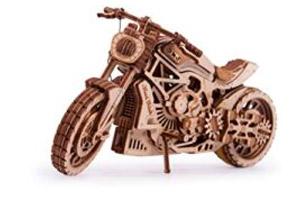 Puzzle 3d Meccanici Moto Ugears