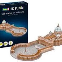Puzzle 3d Monumenti San Pietro