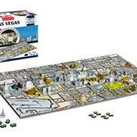 Puzzle 4d Cityscape Las Vegas