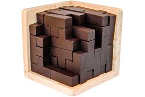 Puzzle In3d Rompicapo Tetris