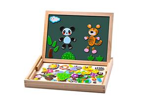 Puzzle Lavagna Magnetico Per Bambini