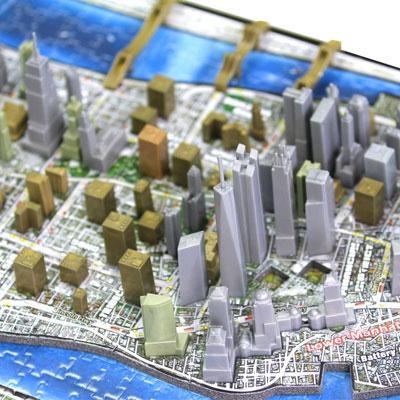 Puzzle Per Adulti 4d Cityscape New York