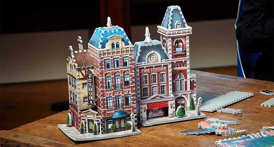 Wrebbit 3D puzzles, inventori di un successo tridimensionale